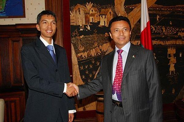 Présidentielles Madagascar 2018, résultats partiels