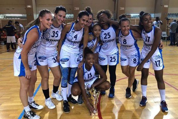 basket ball les TBB Girls qualifiées pour les 32ème de finale de la CDF 071219