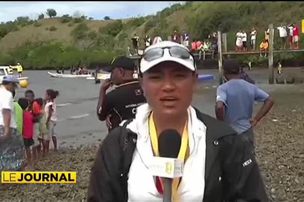 Jeux du Pacifique : le retour des premiers athlètes