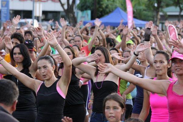 Tahiti Fitness Challenge