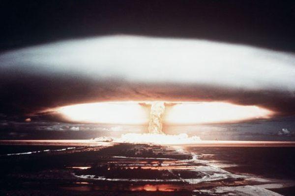Moruroa nucléaire