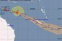 Niran : alerte 1 ce soir à 20h sur l'ensemble de la Calédonie, alerte 2 samedi dès 6h