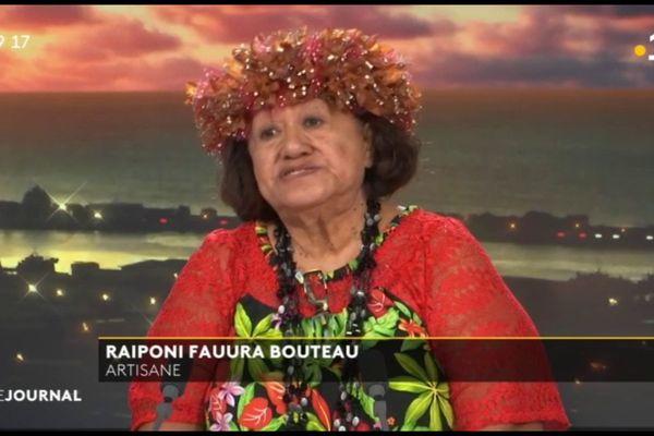Tahiti i te rima'ï, un salon pour relancer l'activité artisanale