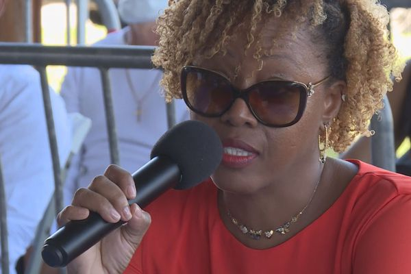 Francine Gane conseillère d'opposition