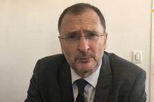 Patrick Desjardins, procureur de la République de Pointe-à-Pitre