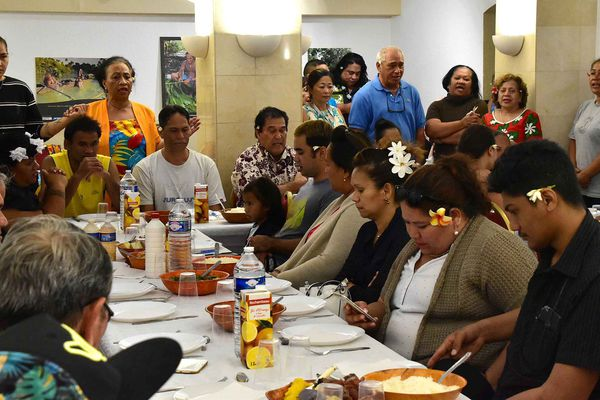 Elan de solidarité vis à vis des Polynésiens en traitement en France