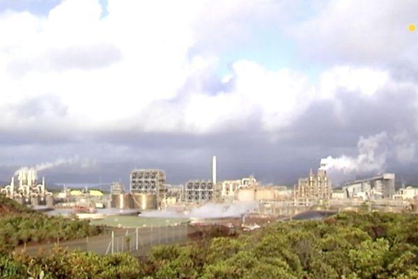 Image d'illustration de l'usine du Sud.