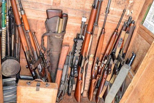 Stock d'armes