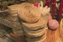 Le pandanus, roi des produits au marché de Rungis