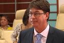 Thierry Santa réélu président du Congrès de la Nouvelle-Calédonie