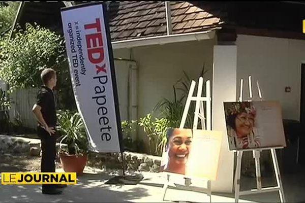 Première édition de la Tedx Papeete women