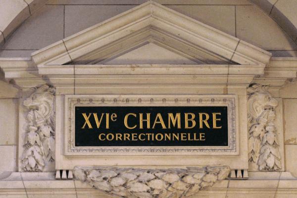16e chambre du tribunal correctionnel de Paris