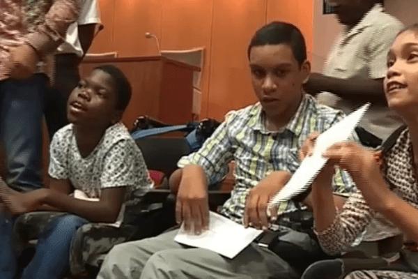 Jeunesse: 14 enfants de Guyane à mobilité réduite prêts pour le voyage