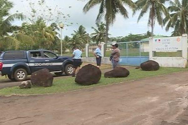 Social: 2ème jour de grève au lycée d'état de Wallis et Futuna