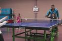Océan Belrose, un passionné de tennis de table