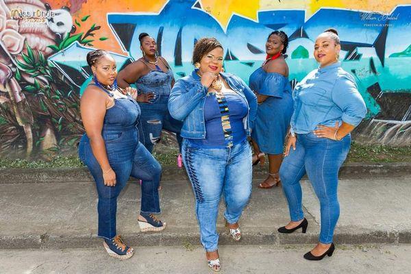 Candidates Miss Ronde Martinique 2020