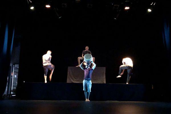 La Compagnie Kenji au Théâtre Canter du Moufia