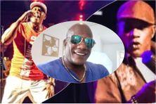 Nestor Azérot, le chanteur martiniquais, membre du Magnum-Band d'Haïti depuis bientôt 40 ans.