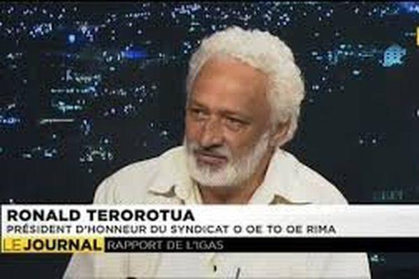 Ronald TEROROTUA