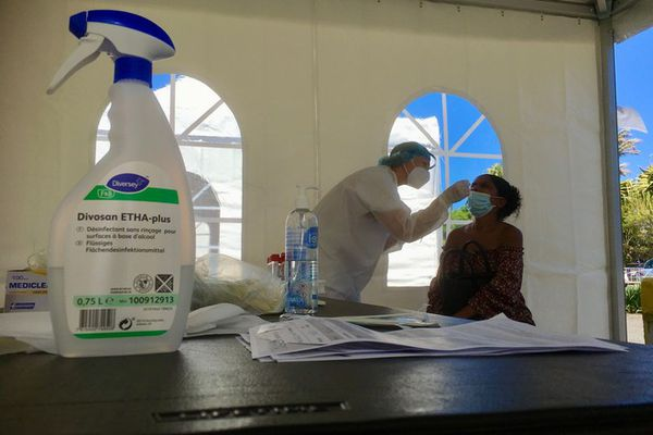 Saint-Pierre : opération de dépistage pour les employés de la Civis et du CIAS
