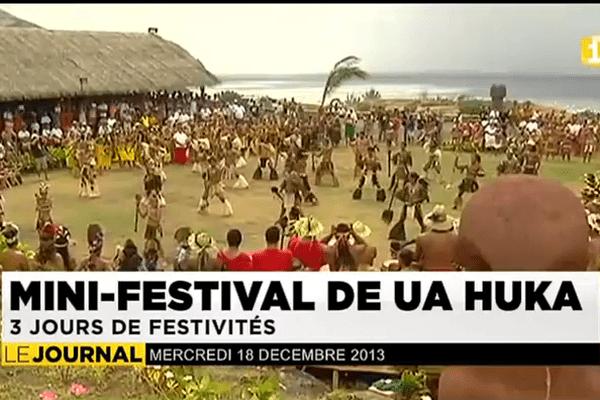 Coup d'envoi du mini festival des Marquises