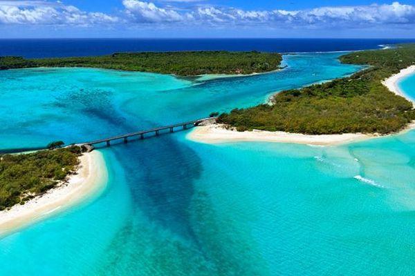 lagon Nouvelle-Calédonie
