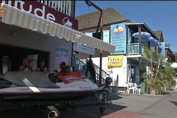 La fête du nautisme et l'ombre du requin