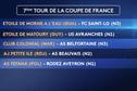 Coupe de France : AS Tefana vs Rodez Aveyron Foot