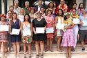 17 nouveaux infirmiers, diplômés d'Etat