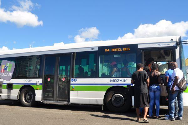 Bus CFTU