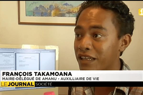 Le plus jeune maire de Polynésie a 21 ans