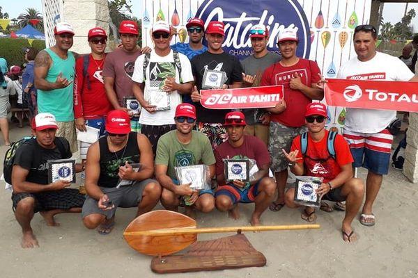 Air Tahiti Catalina Race
