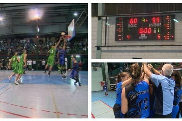 basket : champions  Province Sud