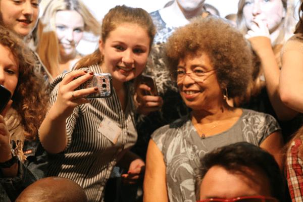 Angela Davis à Nantes