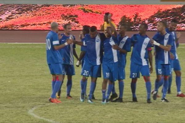 sélection Martinique football