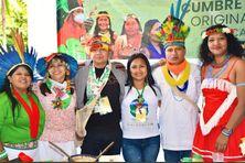 Le but du Sommet est de construire un programme propre aux femmes originaires du bassin amazonien.