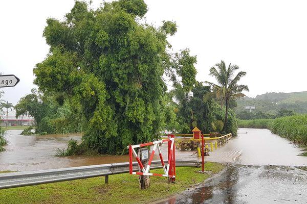 Inondation Commune Ango
