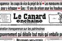 Le Canard Enchainé s'interroge sur la déclaration de patrimoine de Victorin Lurel