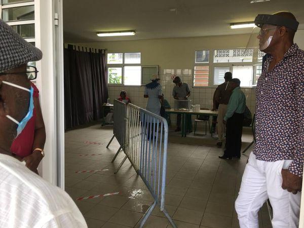 Vote à Saint-Joseph