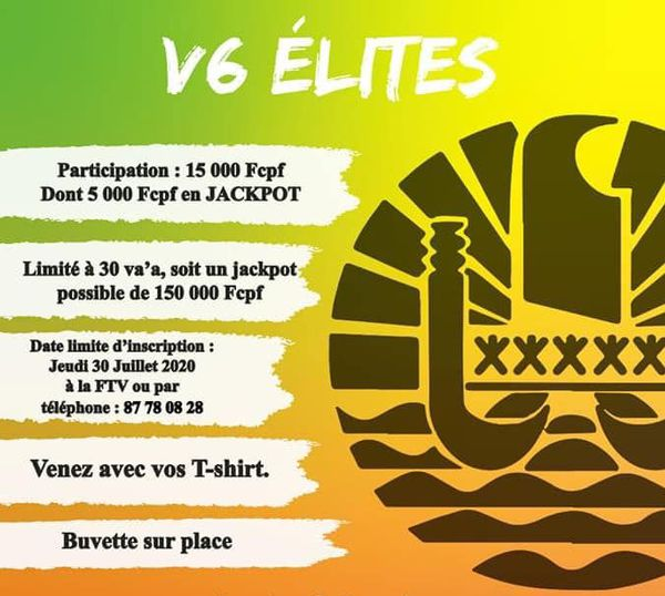 V6 elites