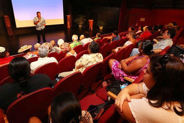 Ouverture du premier séminaire sur les langues « Te Reo »
