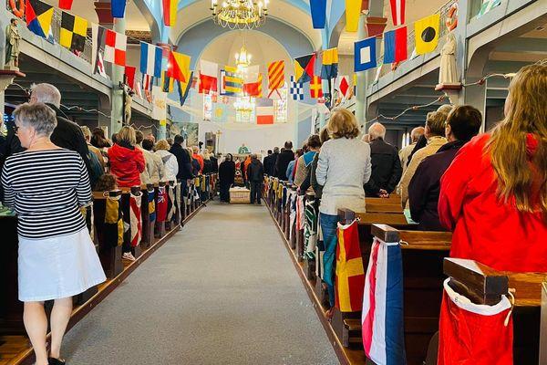 La messe des marins