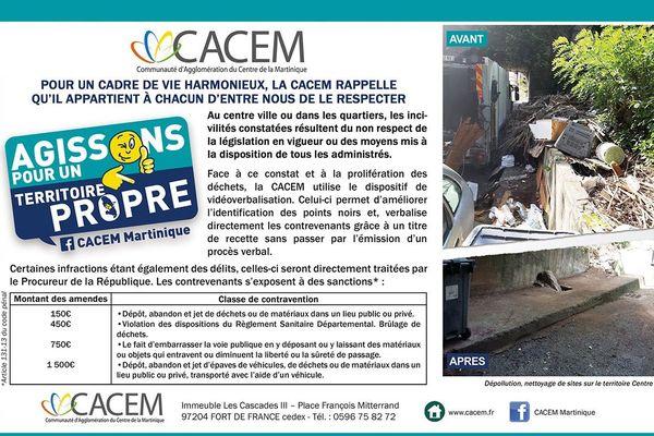 Prévention CACEM
