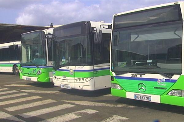 Grève des chauffeurs de bus