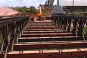 Un pont Bailey pour rapprocher les habitants des cités Eau Lisette et Capulo