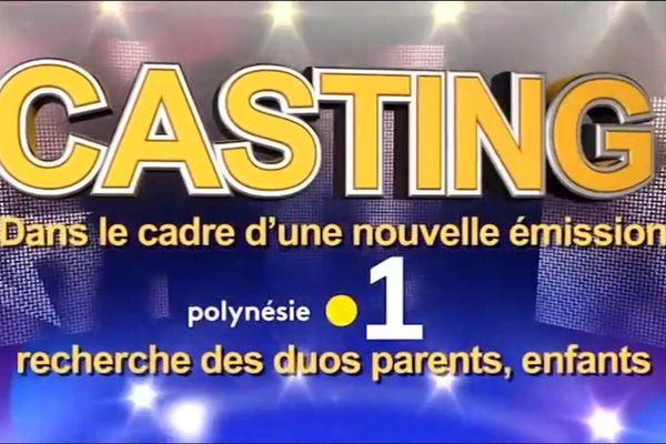 Vous chantez en famille ? Participez au casting !
