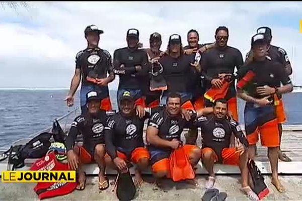 Billabong pro : repos pour les surfeurs, entrainement pour les secours