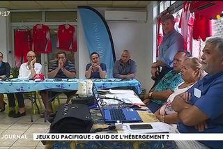 Jeux du Pacifique : la Polynésie s'inquiète des conditions d'hébergement