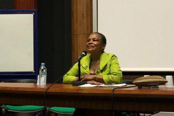 Echanges Christiane Taubira
