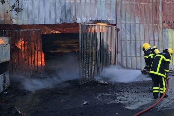sapeurs-pompiers Saint-Joseph 17 avril 2019